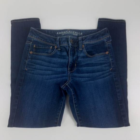 American Eagle Outfitters Denim - American Eagle Outfitters Jeans Sz 2 Super Skinny